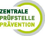 Logo der Zentrale Prüfstelle Prävention